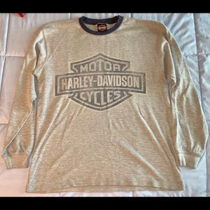 Harley-Davidson Long Sleeve Shirt